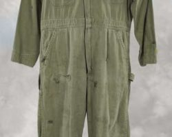 Jim Nabors military coveralls from Gomer Pyle, USMC