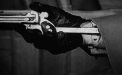 Robert Conrad derringer fx slide – The Wild Wild West