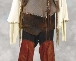 "Ron Perlman ""Vincent"" costume from Beauty and the Beast"