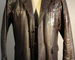24 Jack Bauer Kiefer Sutherland Worn Coat Bloody