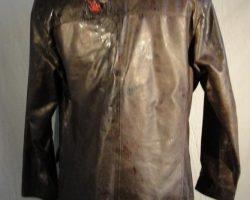 24 Jack Bauer Kiefer Sutherland Worn Coat Bloody