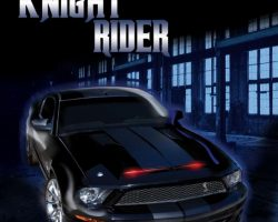 Screen-used Hero K.I.T.T. from Knight Rider
