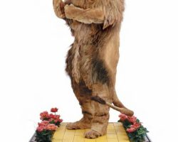 Bert Lahr Cowardly Lion costume from The Wizard of Oz