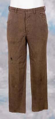 Steve McQueen pants from Papillon