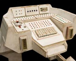 Mother computer control console from Alien