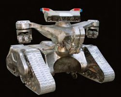 Hunter/Killer tank from Terminator 2: Judgment Day
