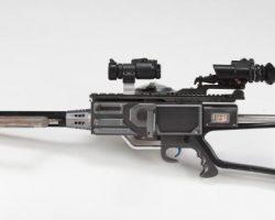 Metal Grappling Gun used by Angelina Jolie
