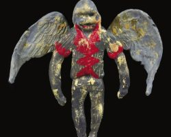 SFX Flying Monkey figurine from The Wizard of Oz