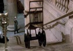 Runaway baby buggy from The Untouchables