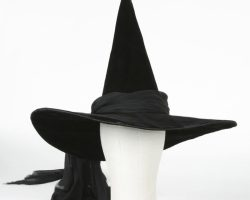 The Wicked Witch of the Wests hat – The Wizard of Oz