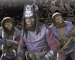 General Ursus gunbelt – Beneath the Planet of the Apes