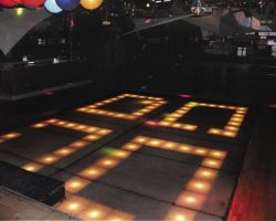 The Legendary Disco Dancefloor