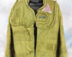 Parkers flight jacket from Alien