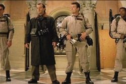 "Dan Aykroyd ""Stantz"" jumpsuit from Ghostbusters II"