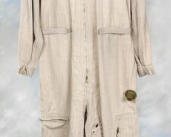 "Dan Aykroyd ""Stantz"" jumpsuit from Ghostbusters II"