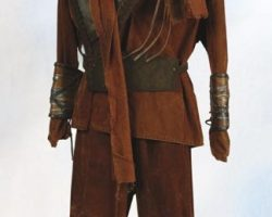 Highlander II: The Quickening costume