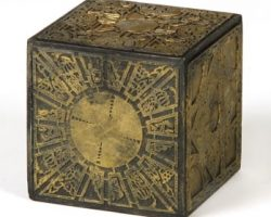 """Puzzle Cube """"Pinhead Prison"""" from Hellraiser II"""