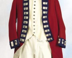 British Regular soldiers uniform from The Patriot