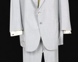 Marlon Brando costume from his last film, The Score