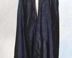 Adam Wests personal Batman cape worn in Batman