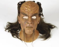 Klingon face mask – Star Trek VI Undiscovered Country