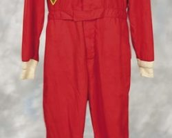 John Schneider racing suit from The Dukes of Hazzard