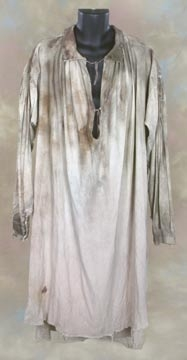Liam Neeson tunic from Rob Roy