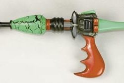 Hero alien ray gun from Mars Attacks!