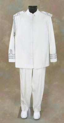 Dr. Evil sub uniform from Austin Powers in Goldmember
