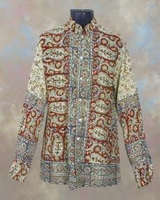 Woody Harrelson paisley shirt – Austin Powers