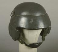 Mobile infantry helmet from Starship Troopers