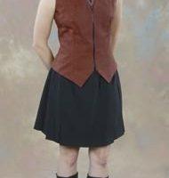 "Dina Meyer ""Dizzy"" school uniform – Starship Troopers"