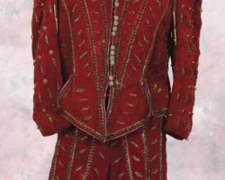 Sean Connery period costume from Highlander