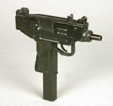 Prop UZI pistol from Blade