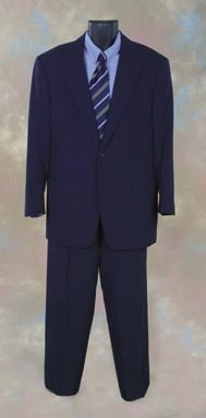 Jackie Chan suit from Rush Hour 2