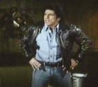 Ben Stiller leather jacket from Starsky & Hutch