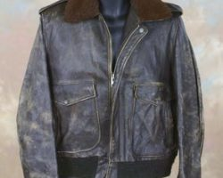 Ben Stiller leather jacket from Starsky & Hutch