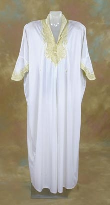 Eva Gabor caftan from Green Acres