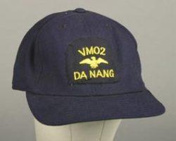 Tom Selleck signature U.S. Navy cap from Magnum, P.I