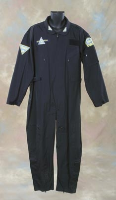 First season bridge uniform from SeaQuest: DSV