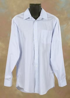 James Gandolfini dress shirt from The Sopranos