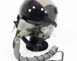 Terminator 4 Salvation Tally Jet Fighter movie prop Pilot Helmet
