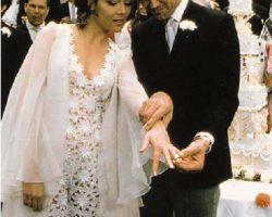 On Her Majestys Secret Service wedding coat