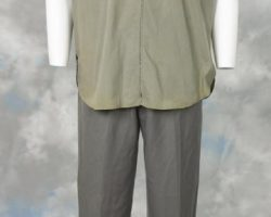 Earl Holliman costume from Forbidden Planet