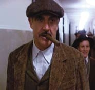 Sean Connery complete costume from The Untouchables