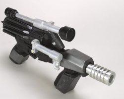 Naboo Blaster from Star Wars Phantom Menace