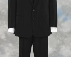 Dan Aykroyd costume from Blues Brothers 2000