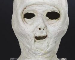 Screen-used alien mask appliance from Cocoon