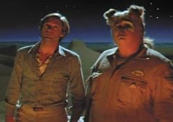 """John Candy """"Barf the Mawg"""" costume from Spaceballs"""