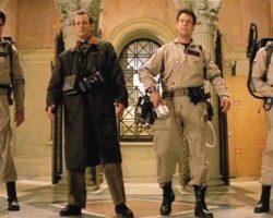 "Harold Ramis ""Spengler"" jumpsuit from Ghostbusters II"